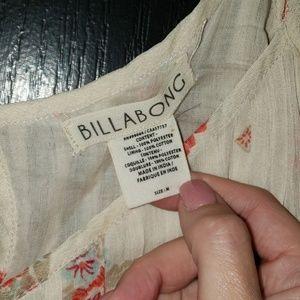 Billabong Tops - Billabong Flowy Cami Size Medium